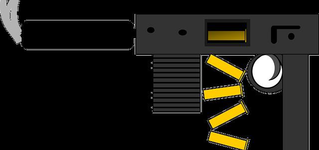 Maschinengewehr (Symbolbild)