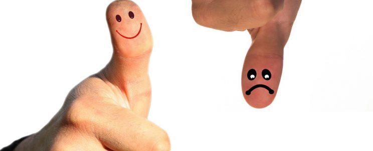 Schmerz in der Werbung vs. Entspannung